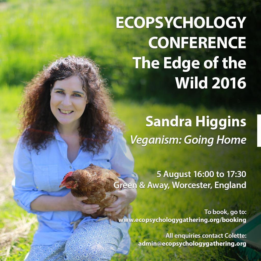 Veganism: Going Home by Sandra Higgins